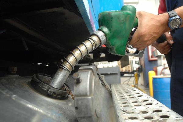 Recargas de combustible